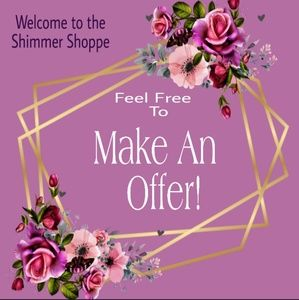 Welcome to The Shimmer Shoppe!